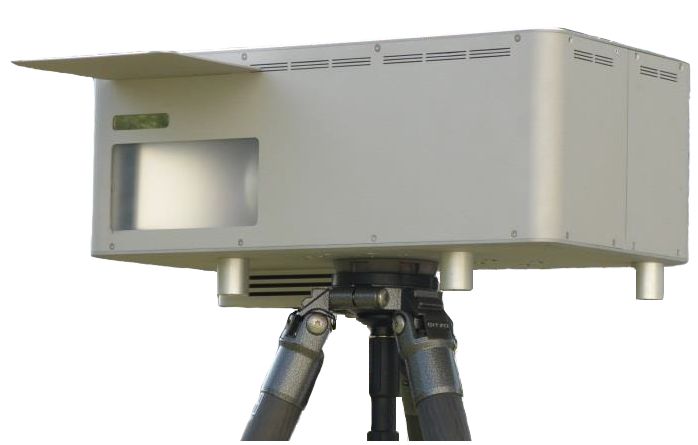 Infrared hyperspectral camera SPIM for remote gas monitoring
